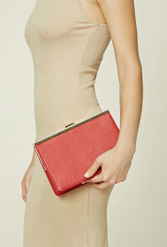 red clutch_forever 21