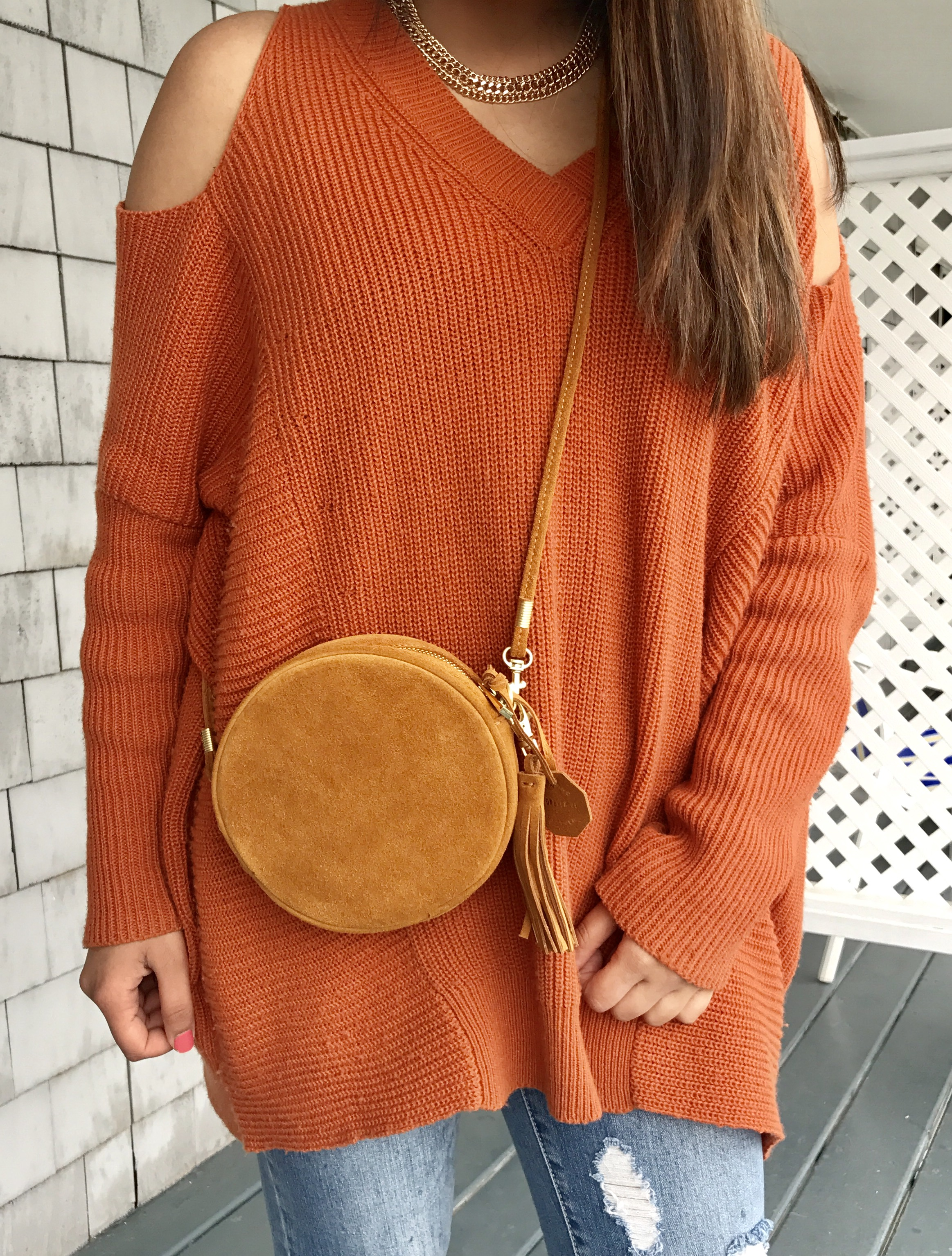 Circle Purse_forever 21